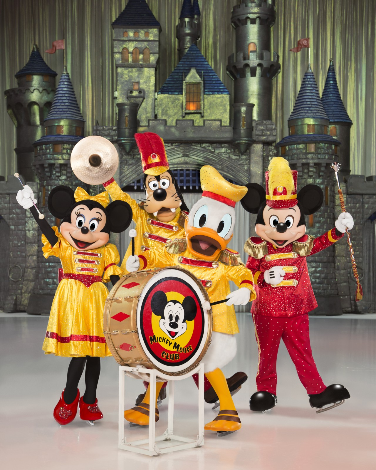 Disney on Ice 100 Years of Magic Mickey and the Gang Marching Band