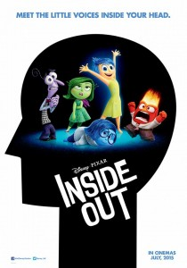Inside Out D23 Expo