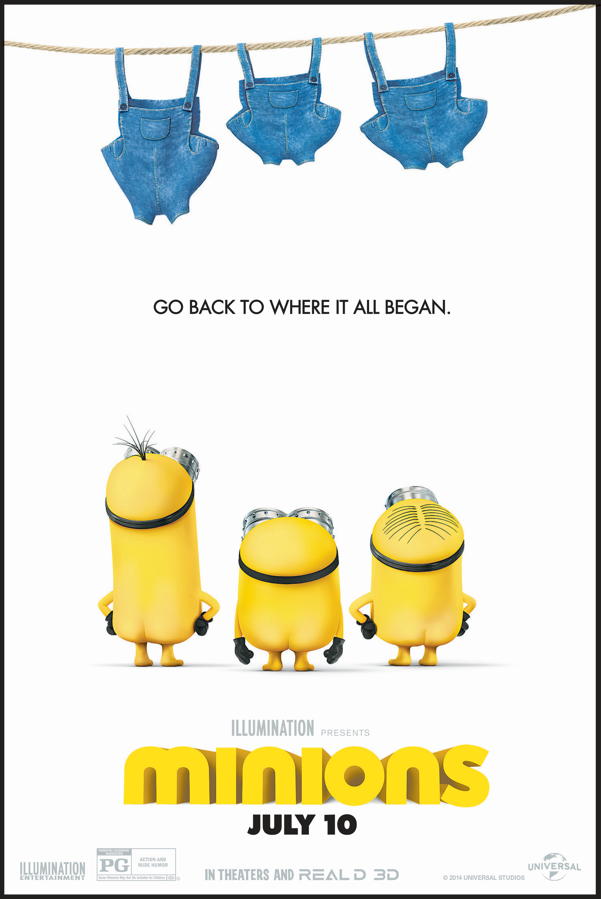 MINIONS Movie Giveaway Header