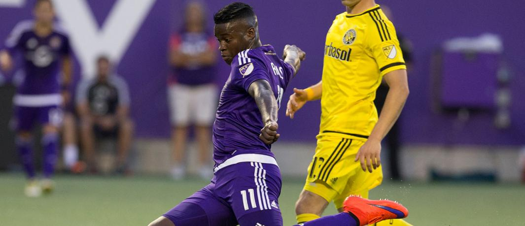 Orlando City SC 2015 Open Cup Columbus Crew Orlando City Soccer Club