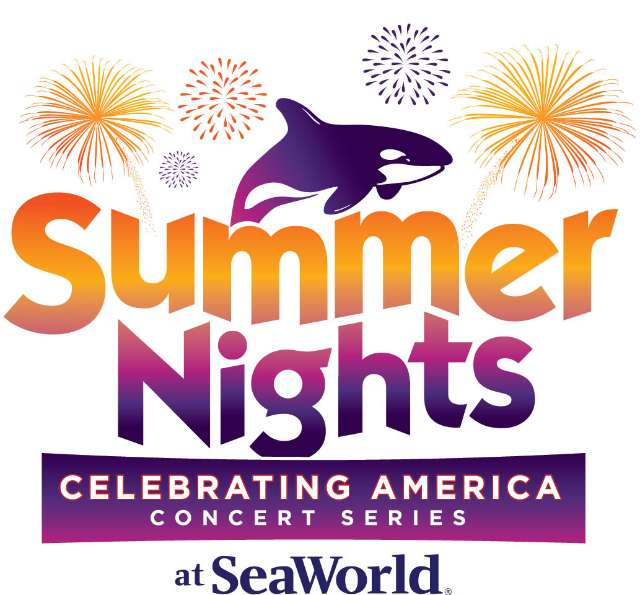 SeaWorld Orlando Summer Nights Summer Nights Logo
