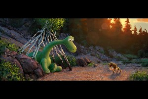 The Good Dinosaur D23 Expo Pixar Animation Studios