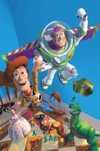 Toy Story D23 Expo Pixar Animation Studios
