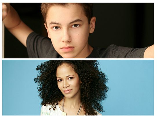 D23 Expo ABC Family The Fosters Hayden Byerly Sherri Saum