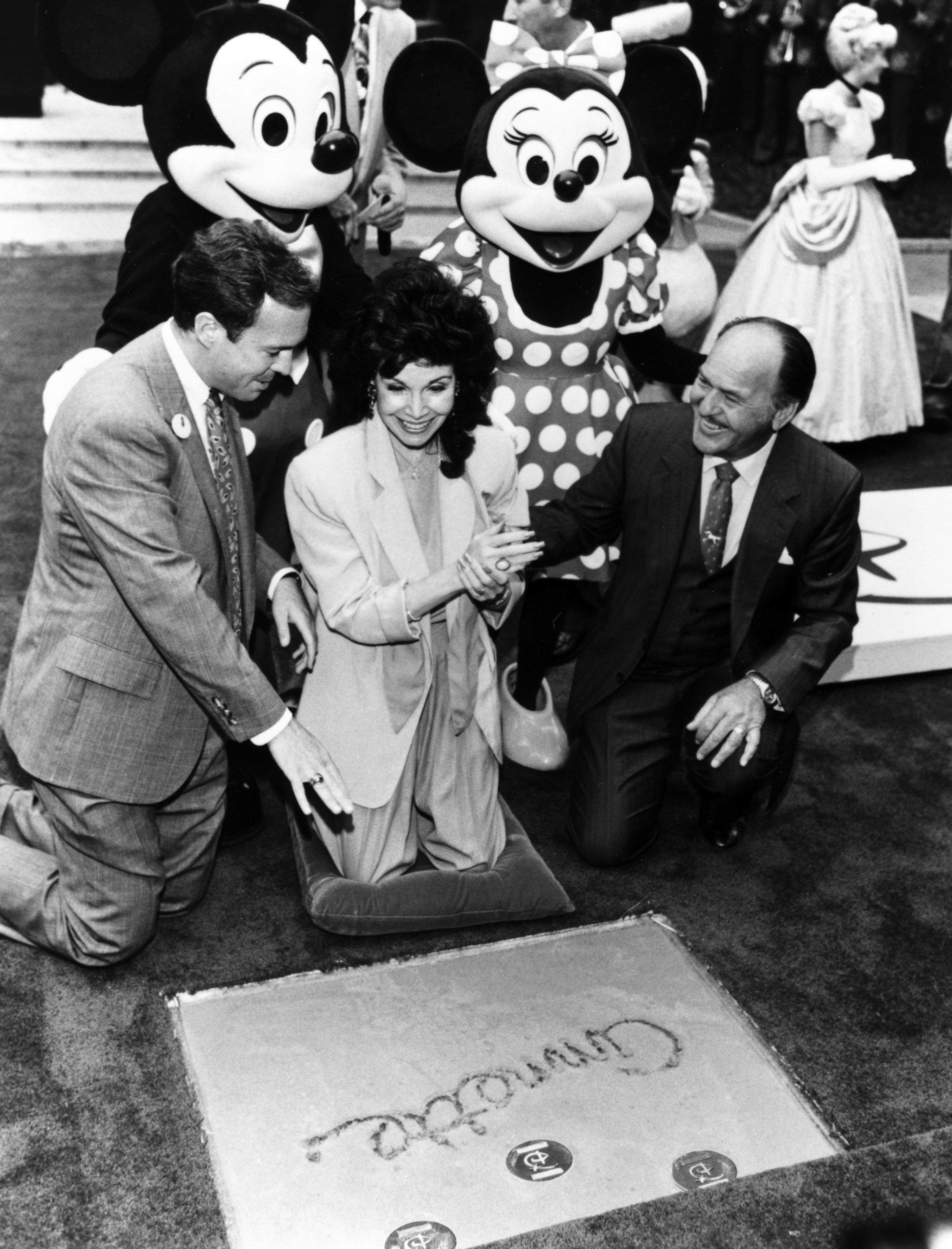 D23 Expo Mickey Mouse Club Legends Annette