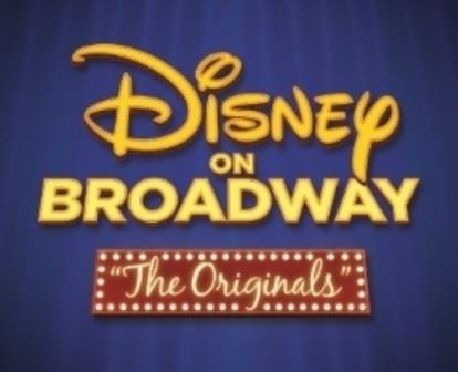D23 Expo 2015 Disney on Broadway logo