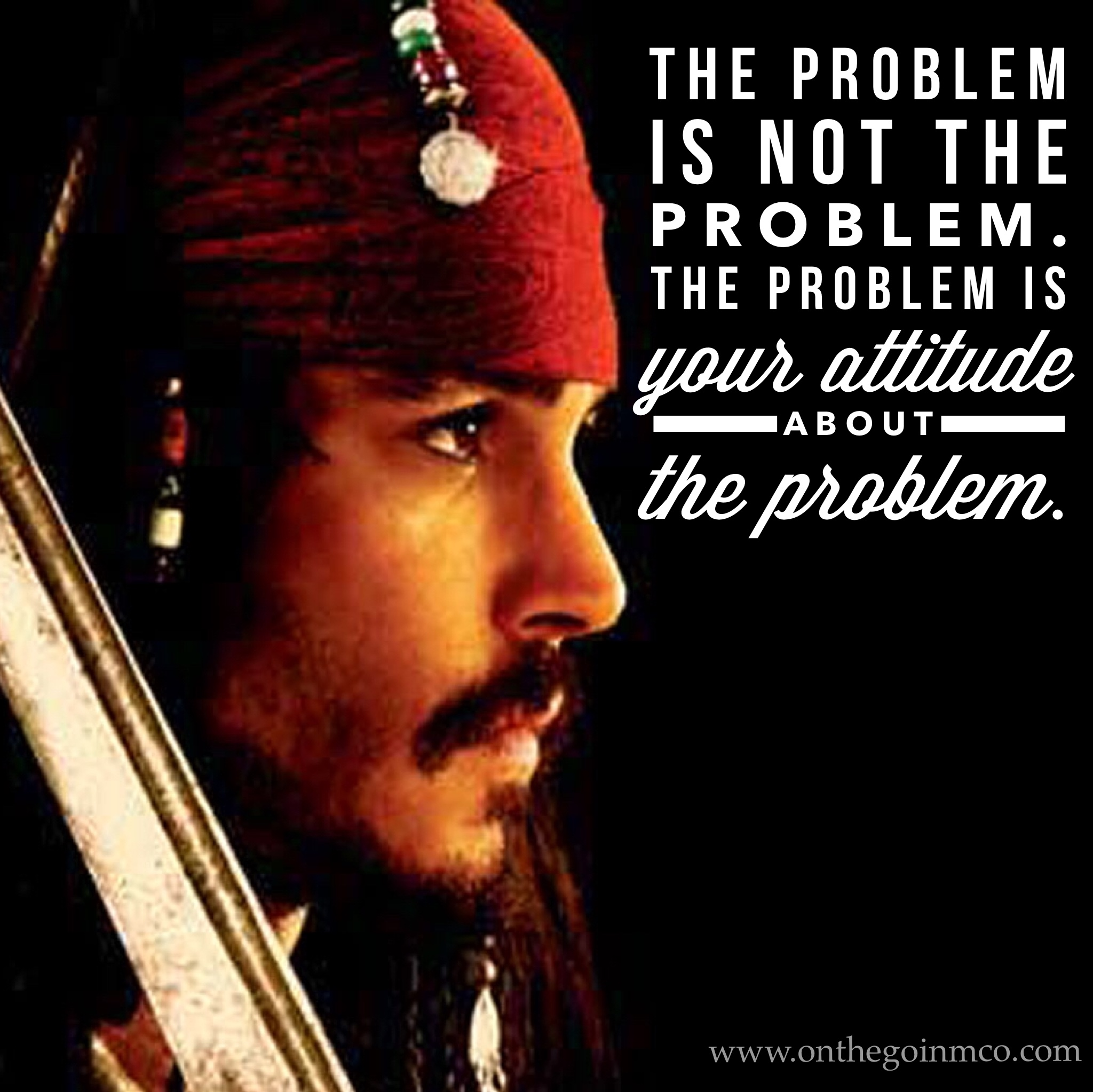 Pirates Of The Caribbean Quotes 15 Motivating Monday Disney Quotes  On The Go In Mco