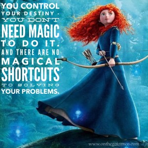Disney Quotes Motivating Monday Merida Brave