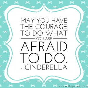 Disney Quotes Motivating Monday Cinderella
