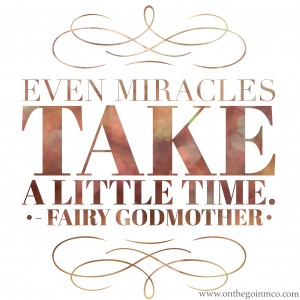Disney Quotes Motivating Monday Fairy Godmother Cinderella