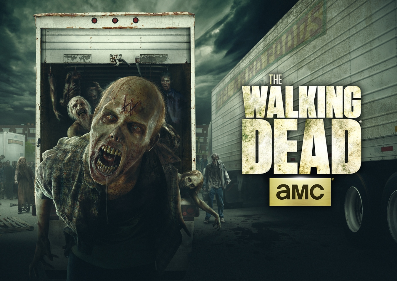 The Walking Dead Coming to Halloween Horror Nights Universal Orlando