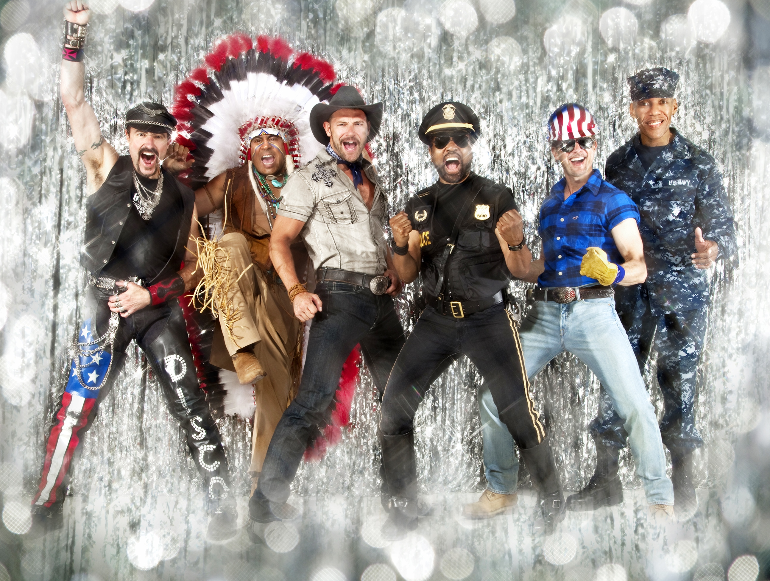 Village People SeaWorld Orlando