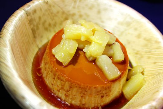 2015 Epcot Food and Wine Festival - Flan