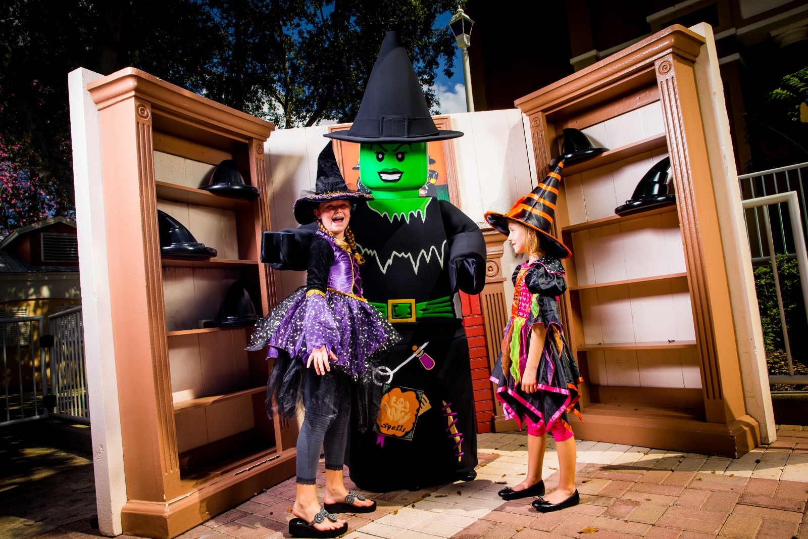 2015 Brick or Treat LEGOLAND Florida