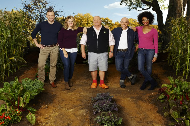 Epcot Food and Wine - The Chew Cast
