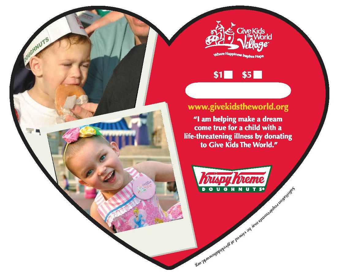 Krispy Kreme Kids' Sweet Dreams