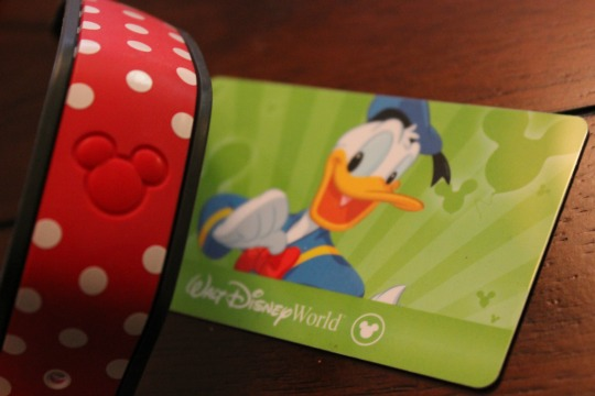 Packing a Mickey's Not So Scary Halloween Party Bag - MagicBand and MNSSHP Ticket