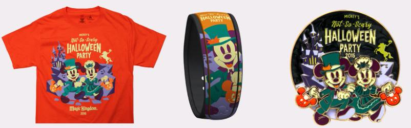 Mickeys Not So Scary Halloween Party Merchandise