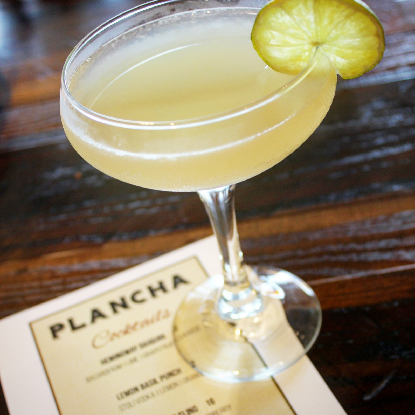 Plancha Four Seasons Resort Orlando Tranquilo Golf Course - Hemmingway Daiquiri