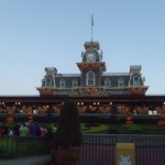 Entering the Magic Kingdom