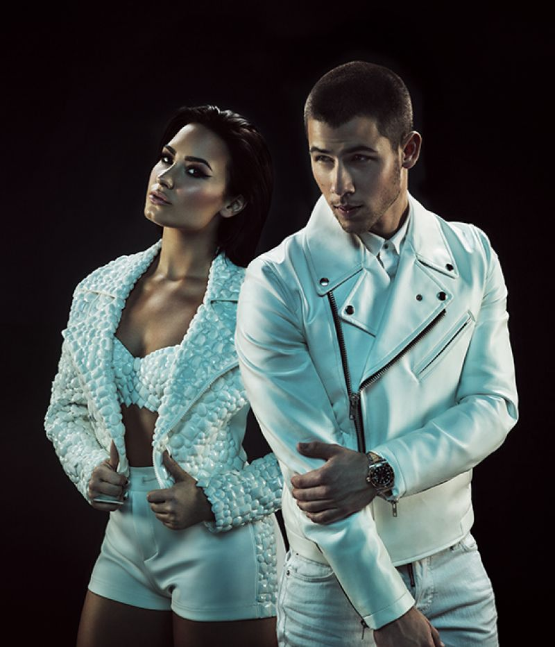 Amway Center Demi Lovato Nick Jonas Future Now Tour