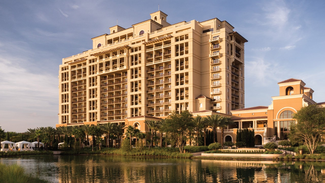 Four Seasons Orlando Resort Exterior