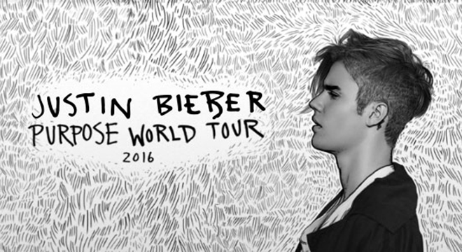Justin Bieber Purpose Tour Amway Center