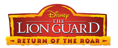 The Lion Guard Return of the Roar Disney DVD