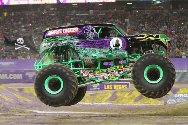 Monster Jam 2015 Orlando Citrus Bowl