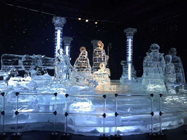 Christmas at Gaylord Palms ICE! 2015