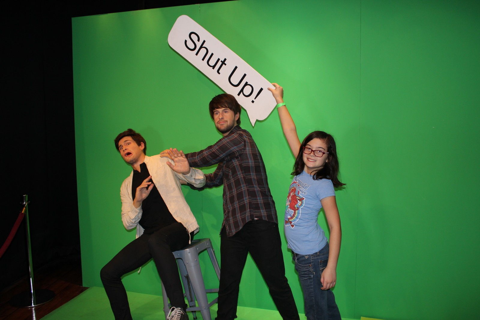 SMOSH Madame Tussauds Orlando