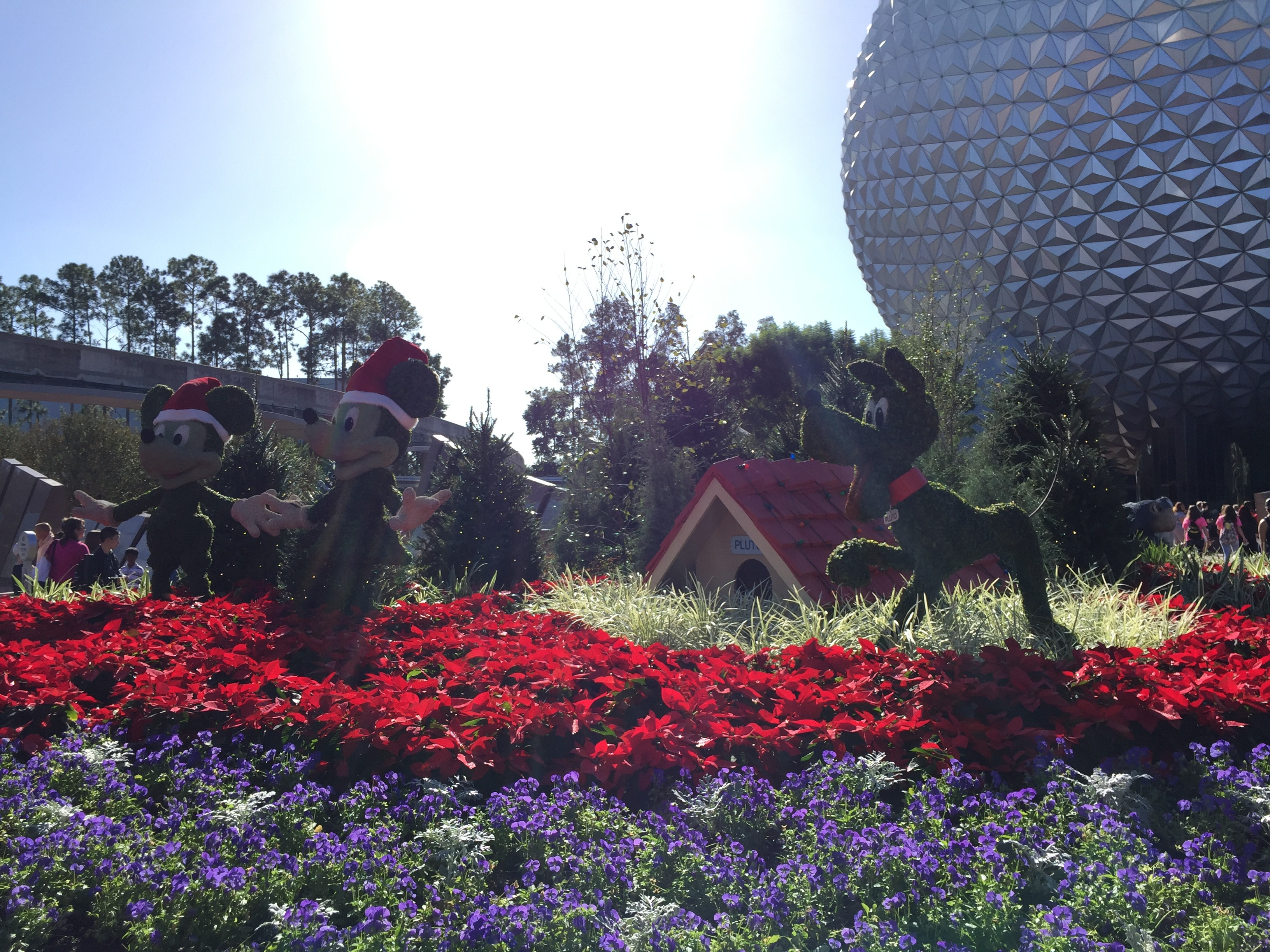 A Day Celebrating Holidays Around the World At Epcot