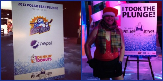 Polar Plunge Gaylord Palms ICE! Special Olympics Florida