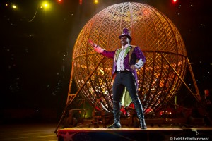 Ringling Bros. and Barnum & Bailey Presents Legends At The Amway Center