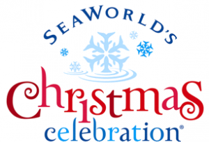 SeaWorld Orlando Christmas Celebration Logo