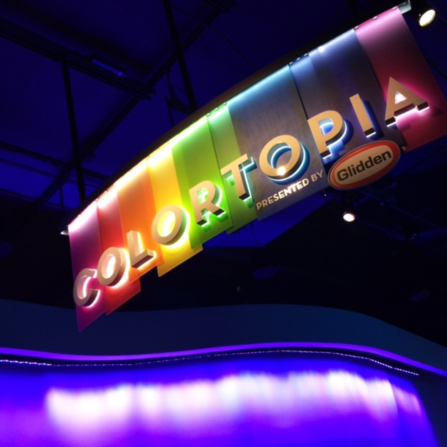 Onthego In the Parks Epcot Colortopia