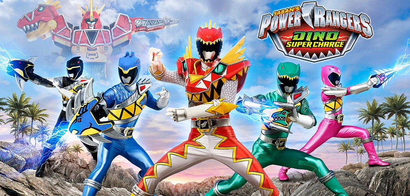 Power Rangers Dino Super Charge Weekends Nickelodeon Suites Resort