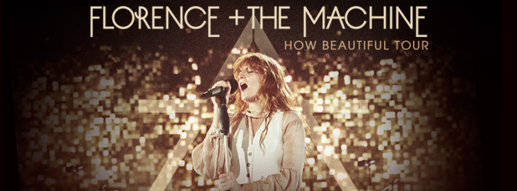 florence and the machine how beautiful tour amway center