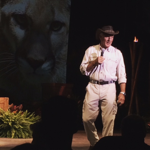 Jack Hanna SeaWorld Orlando WIld Weekend
