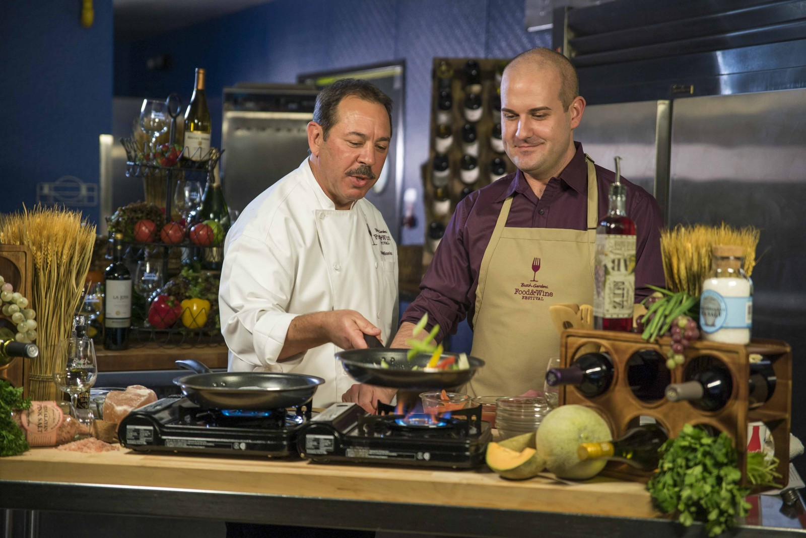 Busch Gardens Tampa Releases 2016 Food Wine Festival Menu Corksandcoasters On The Go In Mco