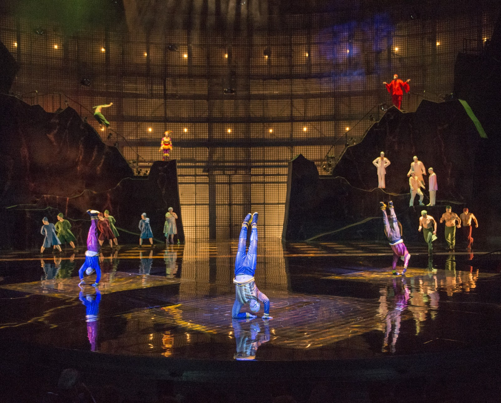 La Nouba by Cirque du Soleil Disney Springs Walt Disney World