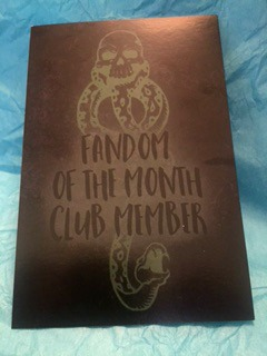 Fandom of the Month