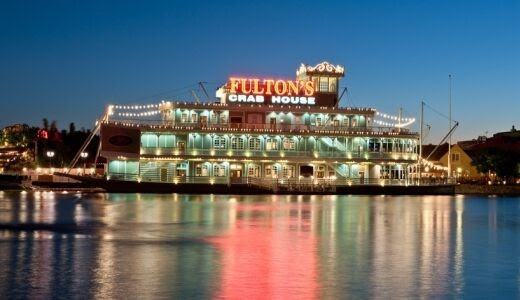 Fulton's Crab House Disney Springs Walt Disney World