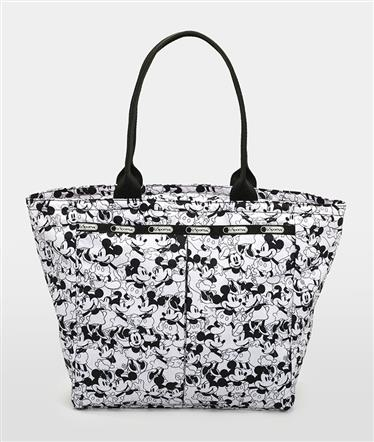 EveryGirl Tote Disney LeSportsac - Mickey Loves Minnie