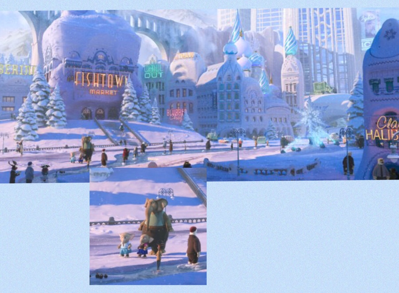 Zootopia Easter Egg Elephants in Frozen Costumes