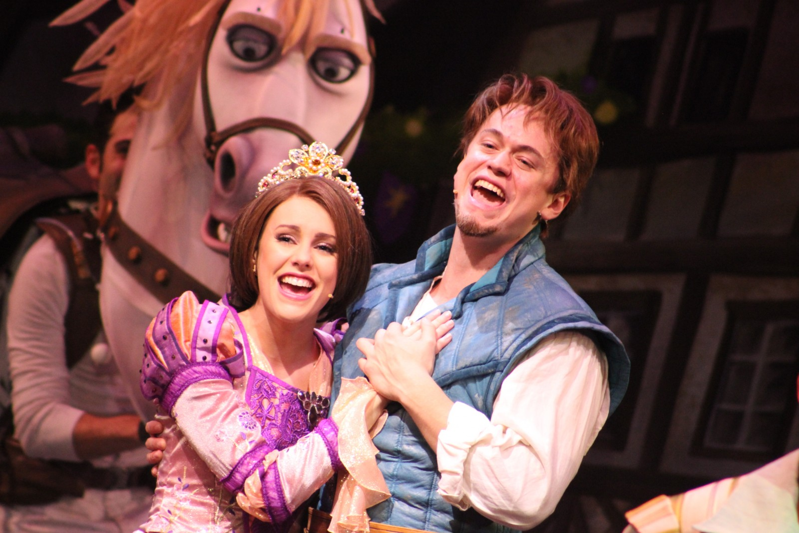 Disney Cruise Line Disney Magic Tangled The Musical