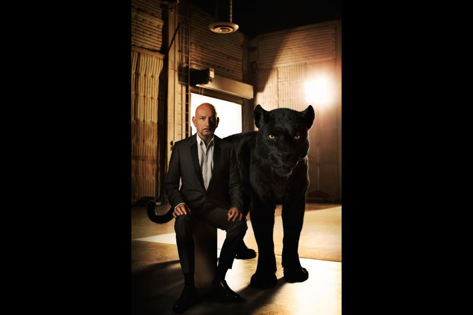 The Jungle Book Bagheera Ben Kingsley