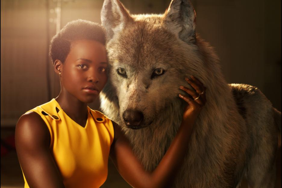The Jungle Book Lupita