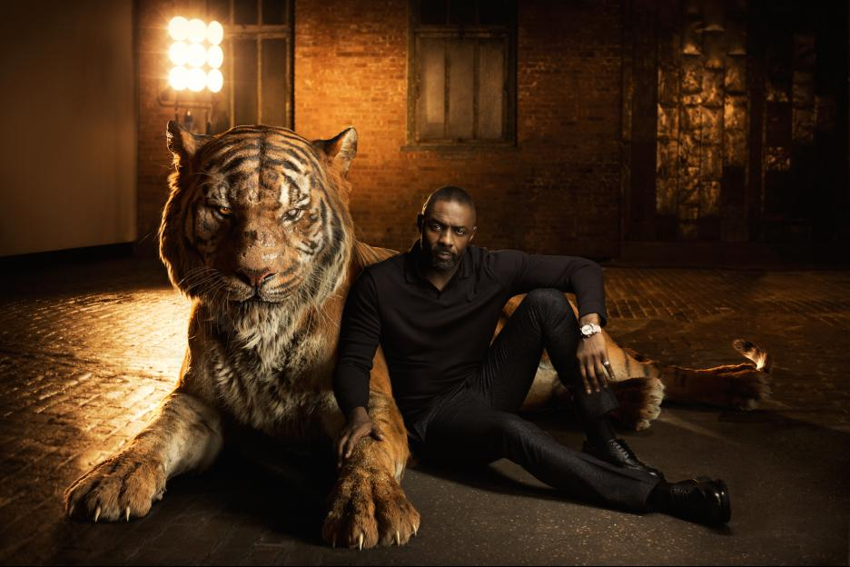 The Jungle Book Shere Kan Idris Elba