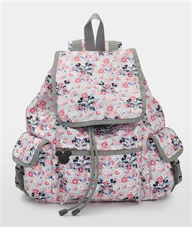 Voyager Backpack - Spring Fling - Disney LeSportsac 2016